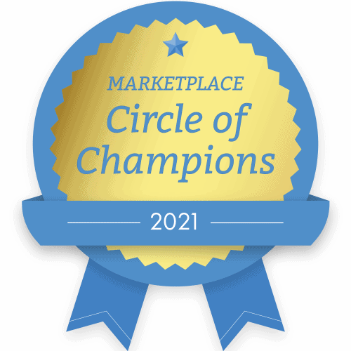 Marketplace Circle of Champions 2021